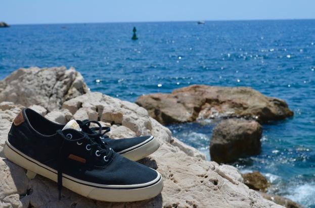 Tennarit kohti merta