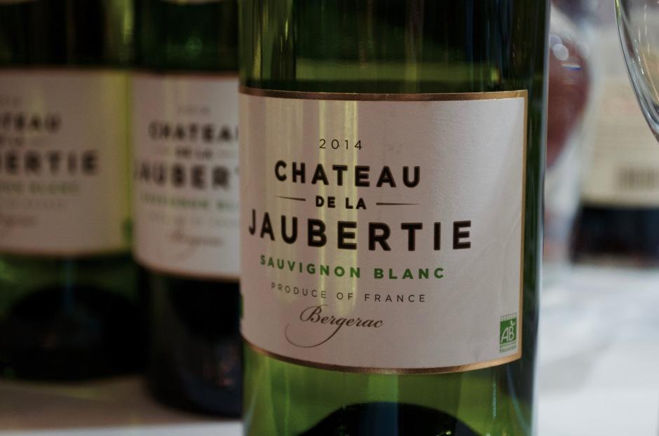 #2 Chateau de la Jaubertie Blanc 2014